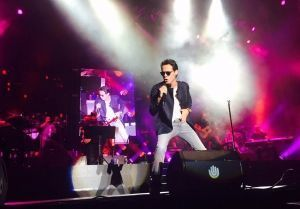 Marc Anthony in Madrid
