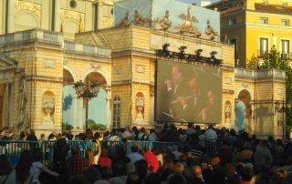 Retransmission of the Vienna Philharmonic