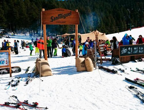 SAN MIGUEL UNITES MUSIC AND THE BEER PASSION  IN THE ALTITUDES OF MASELLA