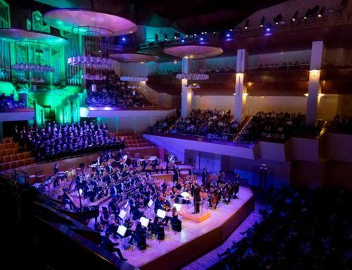 SEVENTH ART TRANSFORMS TO MUSIC WITH THE EXCELENTIA FOUNDATION