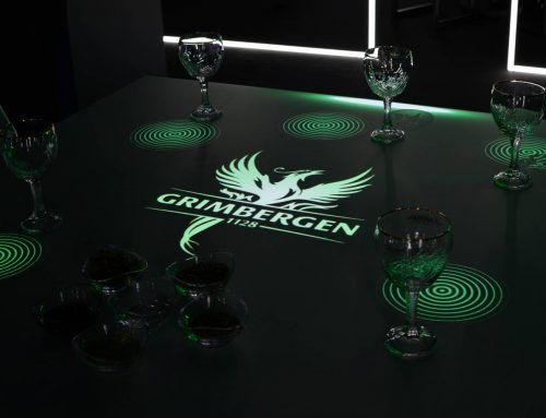 GRIMBERGEN PLACE LANDS IN MADRID WITH MULTIMEDIA ART