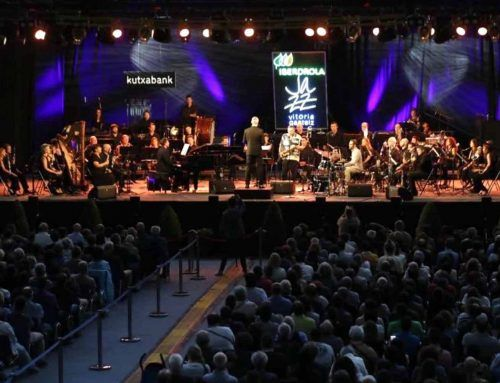 VITORIA-GASTEIZ TRANSFORMS INTO MUSIC WITH ITS 43RD JAZZ FESTIVAL