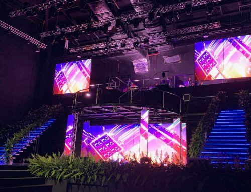 HOTEL LOPESAN AT PUNTA CANA PRESENTS ITS NEW AUDITORIUM WITH THE LASTEST AUDIOVISUAL TECH