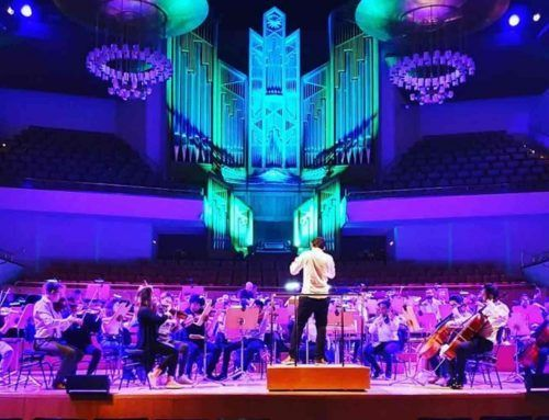 THE NATIONAL AUDITORIUM  WELCOMES BIG FILM COMPOSERS