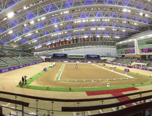 LONGINES GLOBAL CHAMPIONS TOUR AND GCL EQUESTRIAN EVENTS HOSTED BY DOHA, QATAR