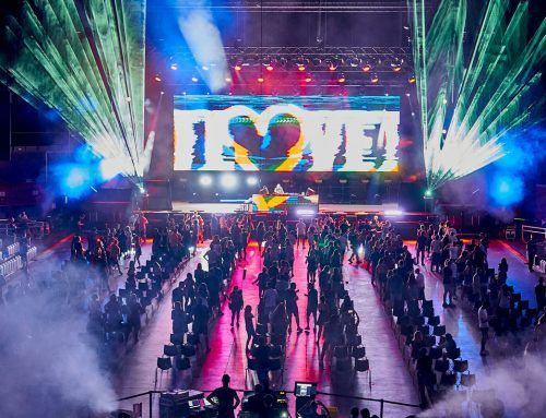 """DJ NANO RETURNED TO THE WIZINK CENTER WITH THE """"I LOVE!"""" PARTY"""