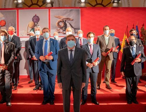 FLUGE AUDIOVISUALES IN THE XXXII EDITION OF THE ALIMENTOS DE ESPAÑA AWARDS