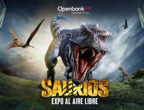 "MORE THAN 100 DINOSAURS WILL ARRIVE IN MADRID TO THE ""SAURIOS""EXHIBITION"