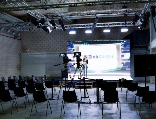BACKSTAGE VR KICKOFF, AN INNOVATIVE SPACE FOR ONLINE AND HYBRID EVENTS LOCATED IN THE WIZINK CENTER OF MADRID