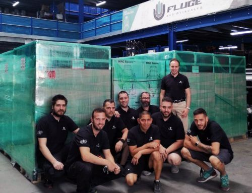 FLUGE AUDIOVISUALES INCREASES ITS LIGHTING EQUIPMENT WITH MORE THAN 100 NEW MARTIN MOBILE HEADS