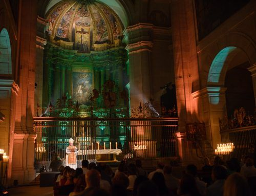 THE MONASTERY OF UCLÉS AND THE CATHEDRAL OF CUENCA CELEBRATE THE SANTIAGO FESTIVALS WITH A SIMULTANEOUS AUDIOVISUAL EVENT
