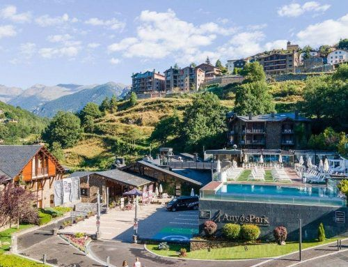 ANYÓSPARK CONTINUES THE ANDORRA MOUNTAIN MUSIC OPENING PARTYS UNTIL THE END OF SUMMER