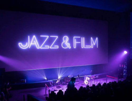 """""""JAZZ & FILM SESSIONS"""" PREMIERE BY FILMAX CINEMAS AND FLUGE BARCELONA"""