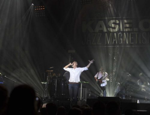 """""""KASE.O JAZZ MAGNETISM"""",THE 10TH ANNIVERSARY TOUR CONTINUES"""