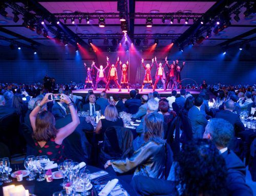 THE PORTAVENTURA SOLIDARITY DINNER TO SUPPORT FIGHTING CHILDHOOD CANCER