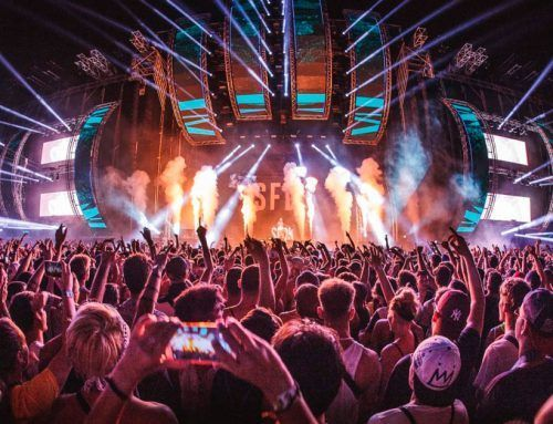 DREAMBEACH 2018, 150 HOURS OF THE BEST ELECTRONIC MUSIC INVADE VILLARICOS
