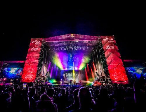 LOW FESTIVAL CONCLUDES ITS TENTH ANNIVERSARY WITH 80,000 ASSISTANTS