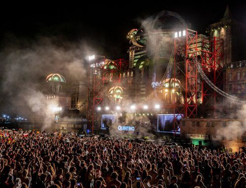 FLUGE AUDIOVISUALES SUCCEEDS WITH THE GREAT SUMMER FESTIVALS