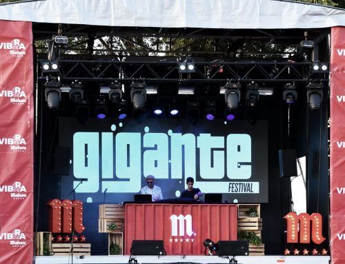 THE FESTIVAL GIGANTE CELEBRATED ITS FIFTH EDITION IN GUADALAJARA