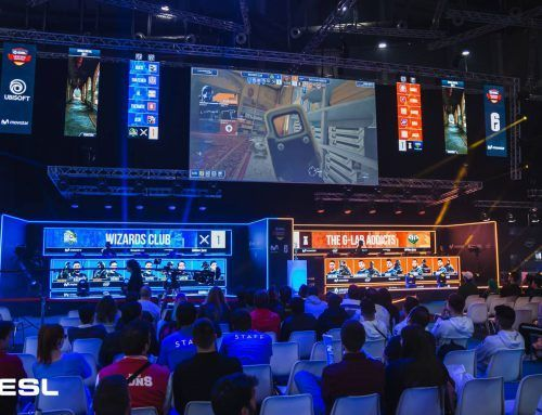 E-SPORTS TAKE OVER THE CAPITAL  AT MADRID GAMES WEEK